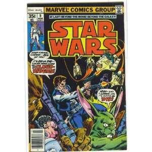 Star Wars # 9, 7.5 VF   Marvel Comics Group  Books