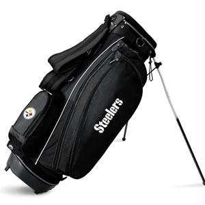 Pittsburgh Steelers NFL Team Logod Stand Golf Bag by