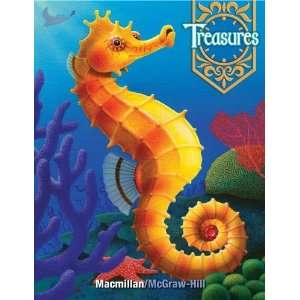 Treasures, A Reading/Language Arts Program, Grade 2, Book 1 Student