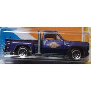 Hot Wheels New Models 78 Dodge LiL Red Express Pickup 34/50 (Purple