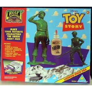 TOY Story   Creepy Crawlers   Green ARMY MEN Toys & Games