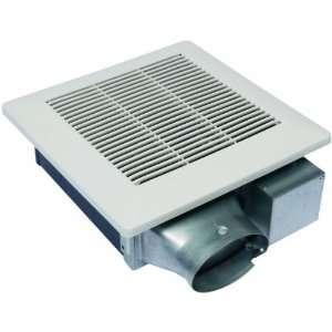 FV 10VS1 WhisperValue 100 CFM Super Low Profile Ventilation Fan, White