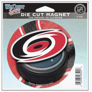 Carolina Hurricanes NHL 4 Car Magnet Automotive