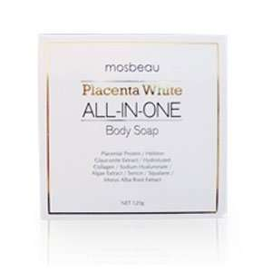 Mosbeau Placenta White All In One Body Whitening Soap Beauty