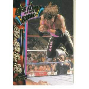 1995 Action Packed WWF Wrestling Card #41  Bret Hart (High Flyers of