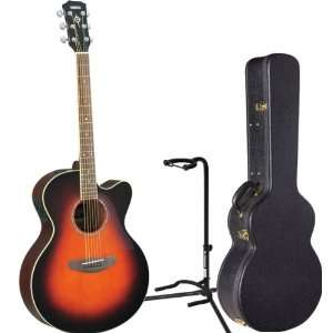 Yamaha CPX500II OVS Full Body Acoustic Electric Guitar w