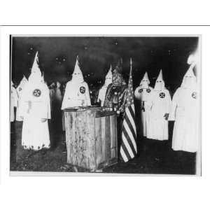 Print (M): 30,000 KKK hold midnight rite:  Home & Kitchen