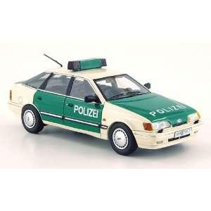 Ford Scorpio Mk I, 1985, Model Car, Ready made, Neo Scale