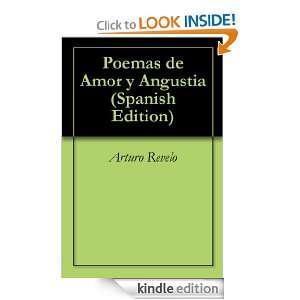 Poemas de Amor y Angustia (Spanish Edition): Arturo Revelo: