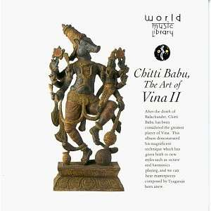 Art of Vina 2: Chitti Babu: Music