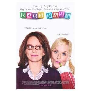 Baby Mama Original Movie Poster, 27 x 40 (2008): Home