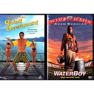 The Waterboy , Going Overboard  Adam Sandler 2 Pack