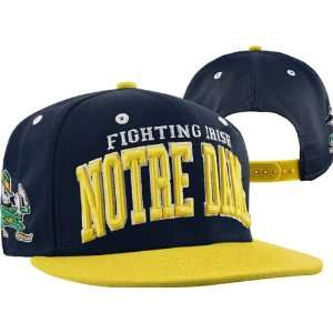 Zephyr Notre Dame Fighting Irish Super Star Adjustable Hat