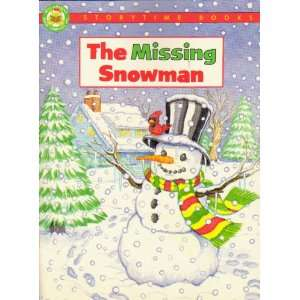 The Missing Snowman (Storytime Christmas Books