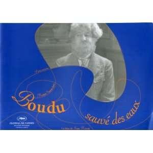 Boudu Sauvé des Eaux by Jean Renoir (1932) 2010 Cannes Film Festival