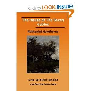 The House of The Seven Gables (9781425026585) Nathaniel