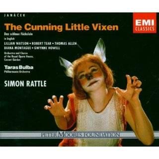 Janácek: The Cunning Little Vixen: Leos Janacek, Simon