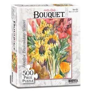 Bouquet See You In September Jigsaw Puzzle 500pc Toys