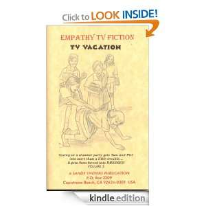 TV VACATION (EMPATHY TV FICTION): Sandy Thomas:  Kindle