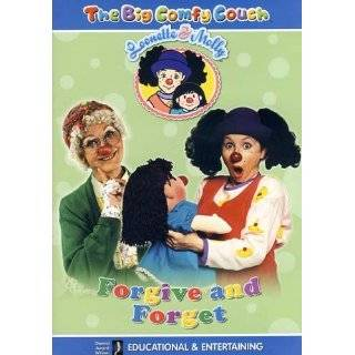Big Comfy Couch Red Light Green Light & Manners [VHS