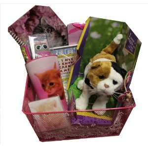 Ultimate Cat Lover Gift Basket   Perfect for Birthdays, Christmas, Get