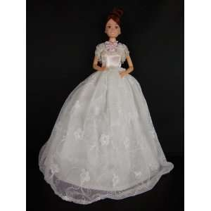 Pink Flower on the Botice Made to Fit the Barbie Doll Toys & Games