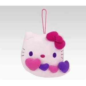Hello Kitty Ghost Mascot Plush Hearts