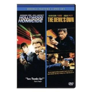 Hollywood Homicide [VHS] Harrison Ford, Josh Hartnett