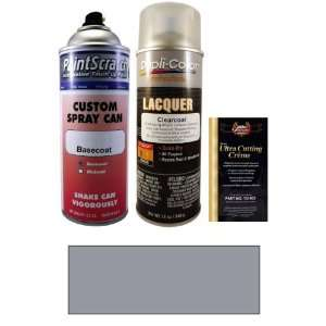 12.5 Oz. Medium Gray Metallic Spray Can Paint Kit for 1980