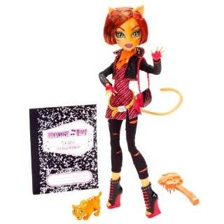 Monster High Abbey Bominable Doll With Pet Wooly Mammoth