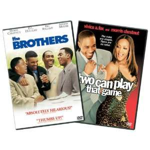 .co.uk: Two Can Play That Game & Brothers [DVD] [2001] [Region 1
