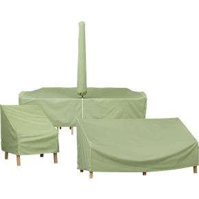 Crate and Barrel   Outdoor Furniture Covers customer reviews   product
