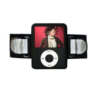 Play   Buy Jivo iPod Nano 3rd Generation Sports Armband (Black