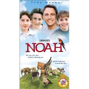 : Noah [VHS]: Tony Danza, Wallace Shawn, Jane Sibbett, John Marshall