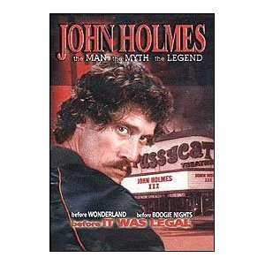 John Holmes the Man the Myth the Legend: Mark Novick