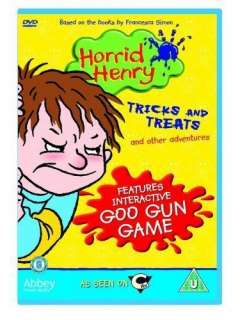 Horrid Henry   Tricks And Treats (DVD)   Compare Prices   PriceRunner