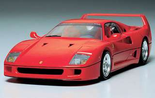 TAMIYA 1/24 #24295 Ferrari F40 SPORTS CAR MODEL KIT NEW |