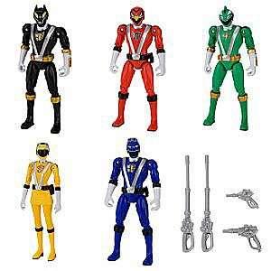 Power Rangers RPM Action Figures Wave 1 Case   Bandai   Power Rangers