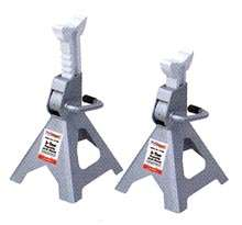 OTC 1784C Stinger 12 Ton Capacity Ratchet Style Jack Stands, pair