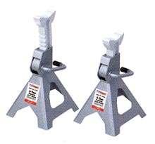 OTC 1784C Stinger 12 Ton Capacity Ratchet Style Jack Stands, pair