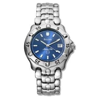 Bulova Marine Star 96B07 Mens Quartz Watch  Ashford