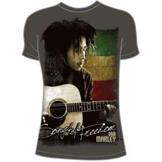 Bob Marley   Songs T Shirt   AllPosters.co.uk