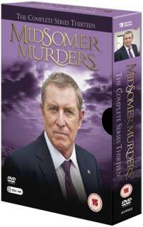 Midsomer Murders   Series 13   DVD   New (5036193099434)