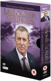 Midsomer Murders   Series 13   DVD   New (5036193099434) |