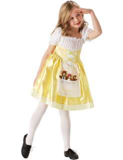 Child Goldilocks Costume  Jokers Masquerade