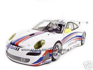 Porsche 911 997 RSR Diecast Model 2007 Presentation Car 1/18 Die Cast