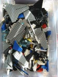 100 LEGO AIRPLANE PIECES LOT parts planes town city