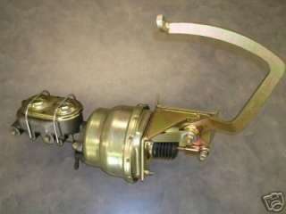 1932 FORD CAR STREET ROD DUAL POWER BRAKE BOOSTER KIT