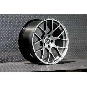 Raijin (Hyper Silver) Wheels/Rims 5x100 (467 880 8045HS) Automotive