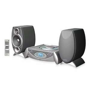 Coby CXCD420 Micro CD Player Stereo System with Digital AM